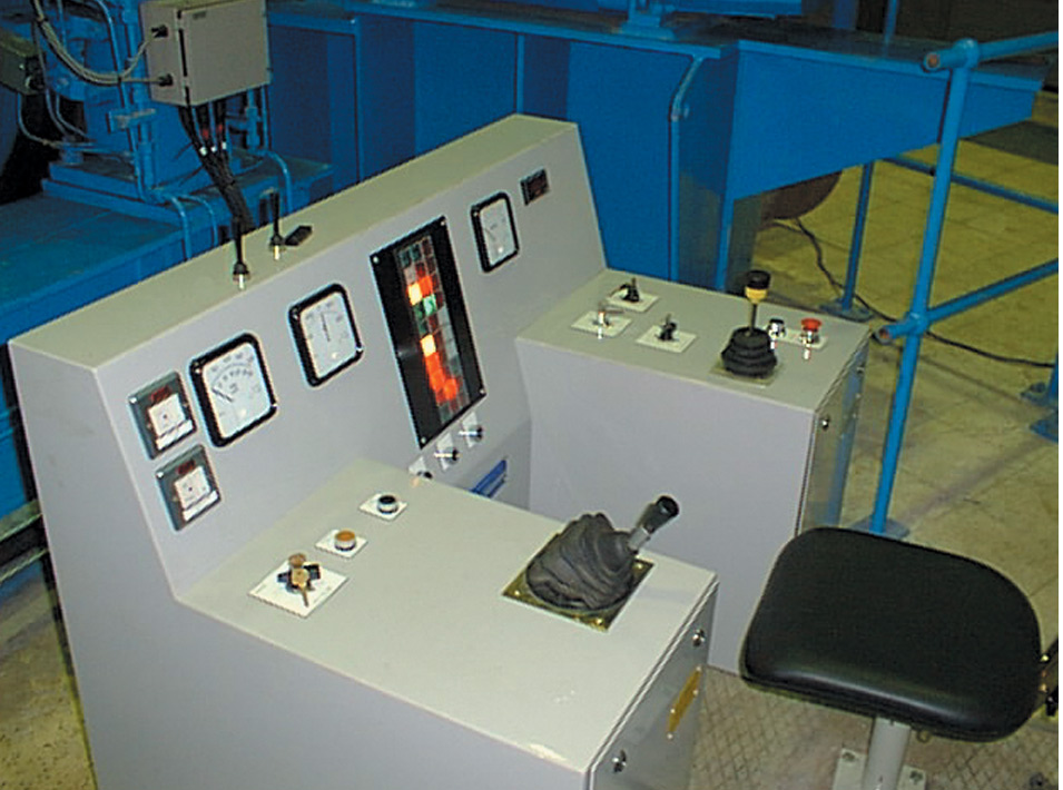 Winder control desk | Turkey