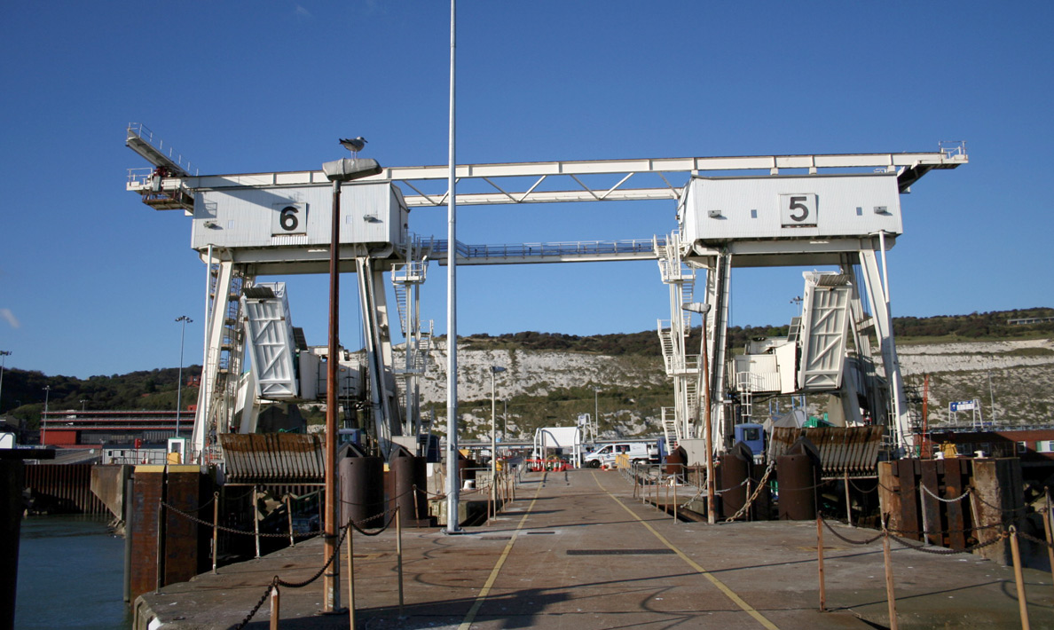 Berth 5 and 6 control system refurbishment | Dover