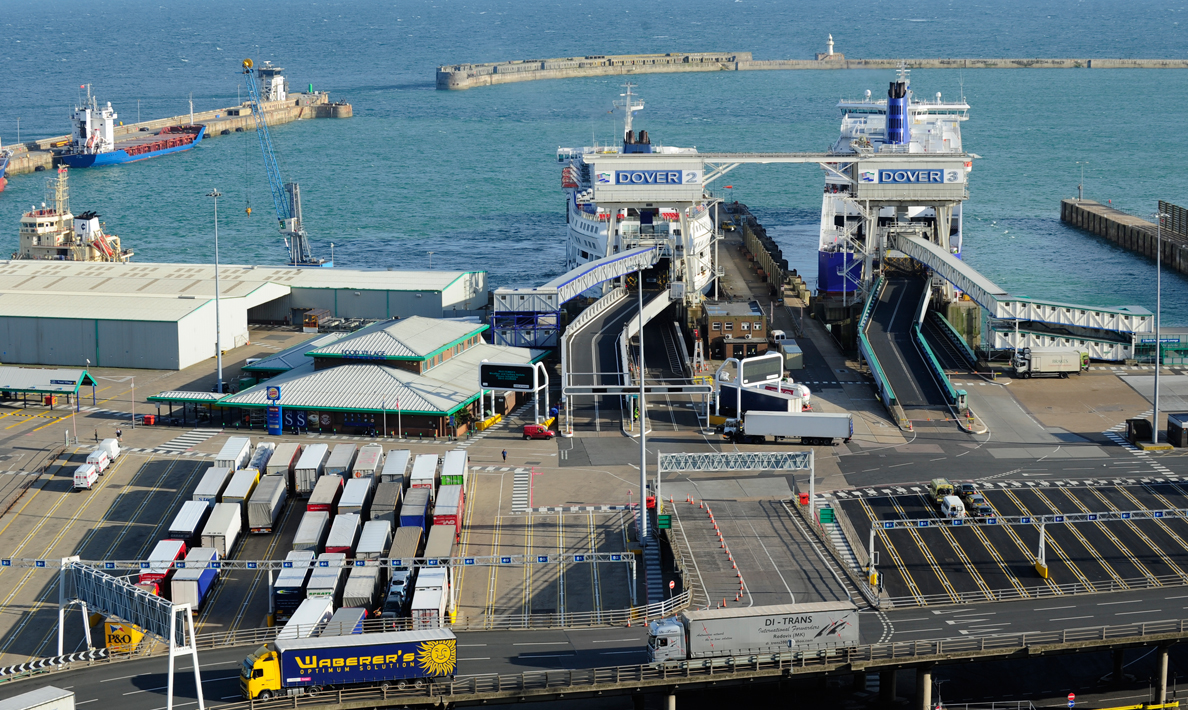 Refurbishment of Berths 3, 2 and 7  | Dover Harbour