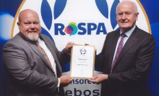 Qualter Hall achieves RoSPA Gold Award for three consecutive years.