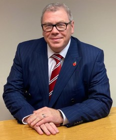 New Managing Director at Qualter Hall