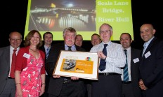 Scale Lane Bridge Scoops Prestigious Award