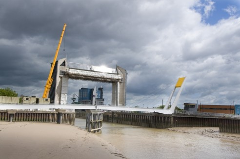 Hull Tidal Surge Barrier